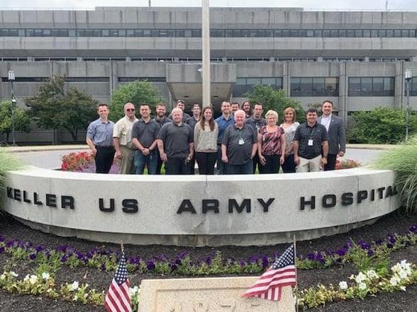 HHS Army Hospital Team