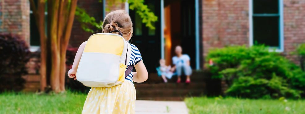 How to Avoid Bringing Germs Home from School