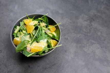 citrus mango vinaigrette v02