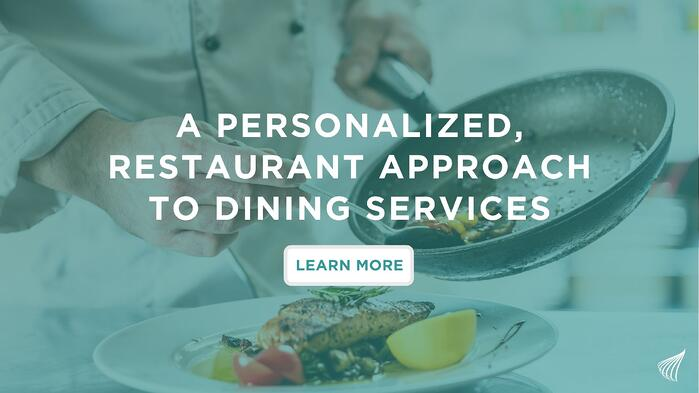 senior living dining services