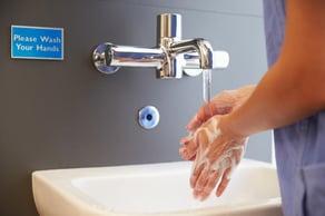 ways to improve hand hygiene compliance