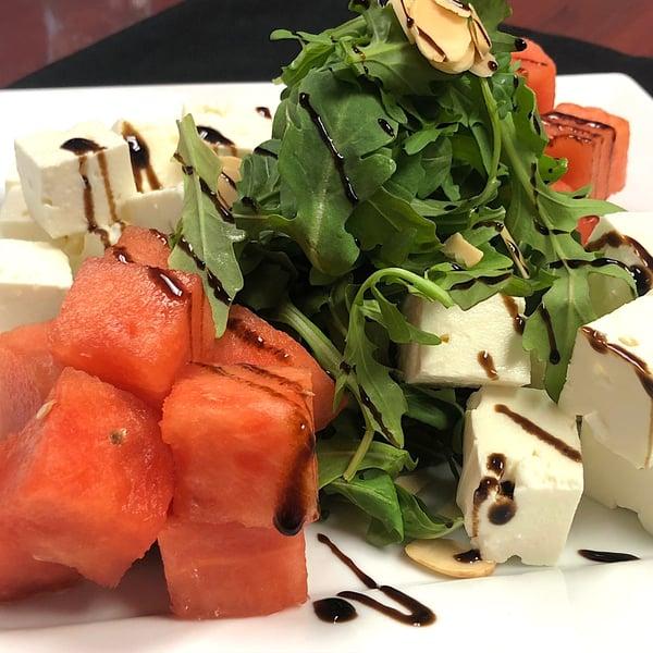 watermelon feta salad 3