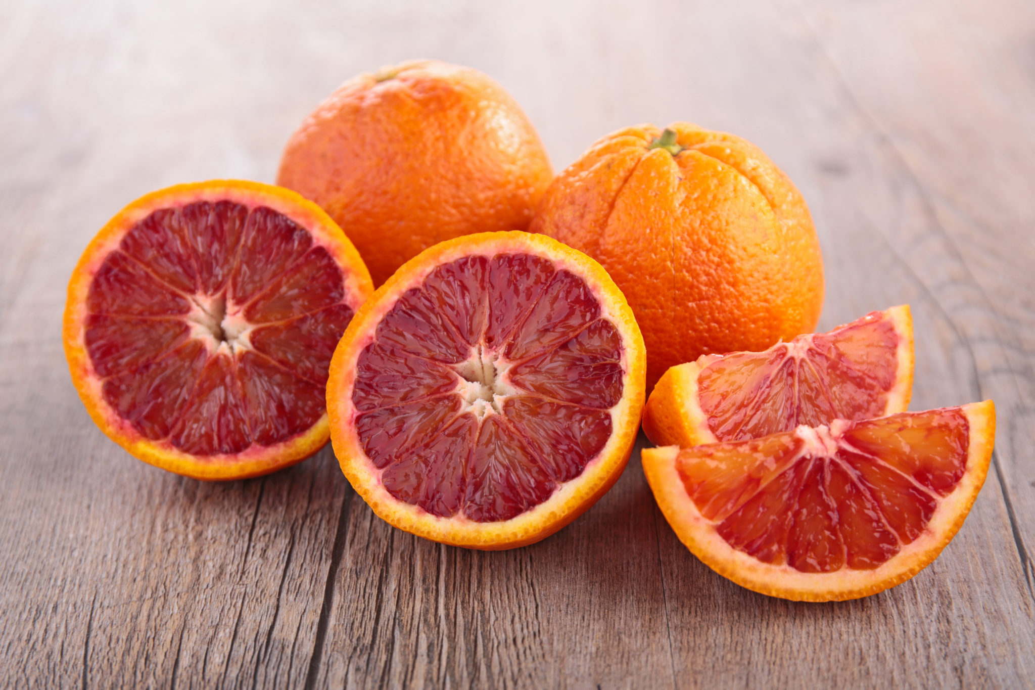 blood-orange-on-wood