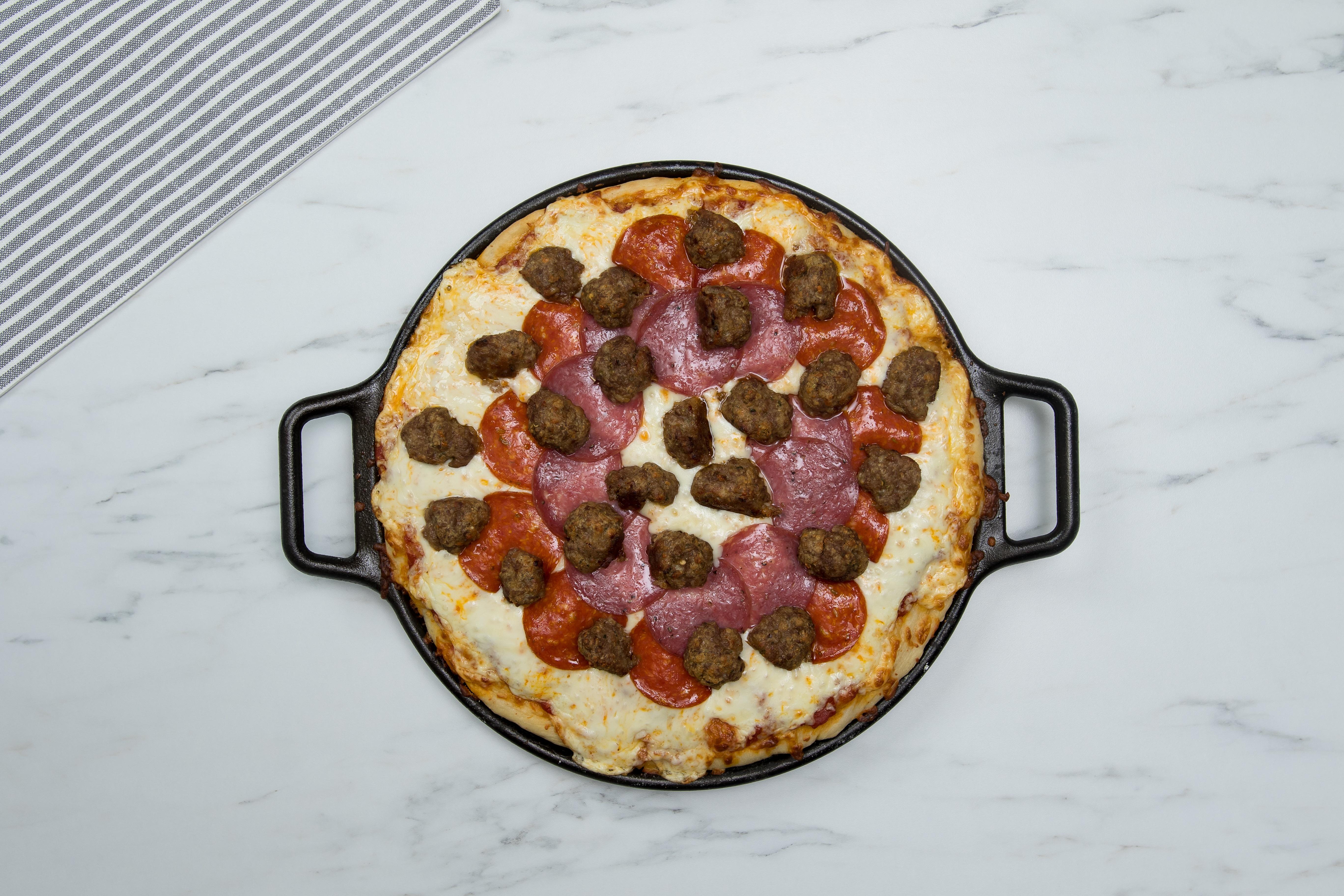 cast iron pizzas-1