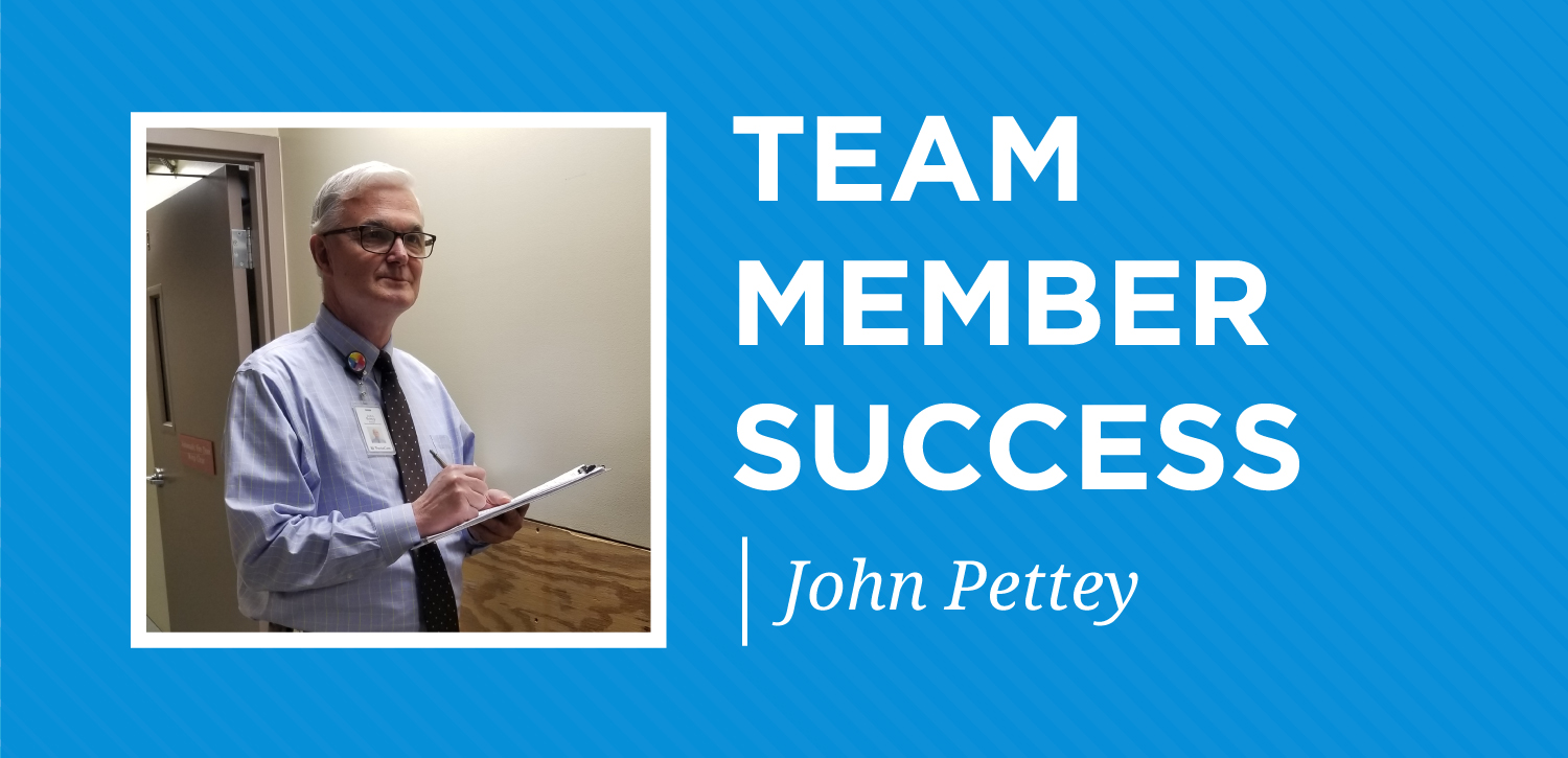 tm success highlight-january-john pettey